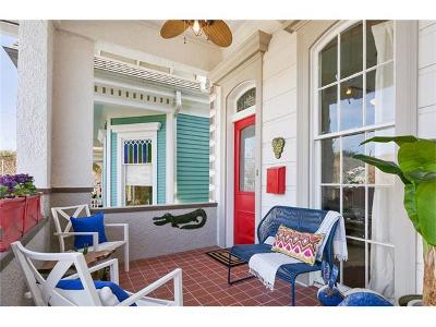 New Orleans Condo For Sale: 3108 Desoto Street #A
