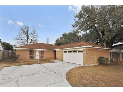 Slidell Single Family Home For Sale: 212 Westminster Drive
