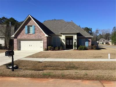 Madisonville LA Single Family Home For Sale: $289,900