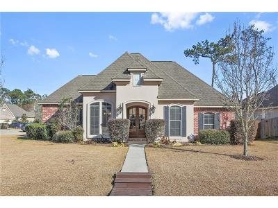 Madisonville Single Family Home Pending Continue to Show: 653 Timberwood Loop