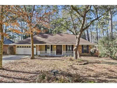 Single Family Home For Sale: 522 Teakwood Circle