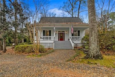 Mandeville Single Family Home For Sale: 605 America Street