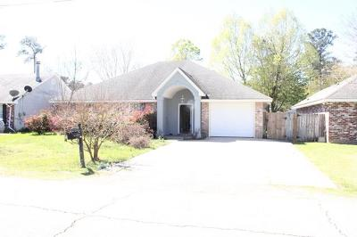 Covington Single Family Home For Sale: 70355 6th Street