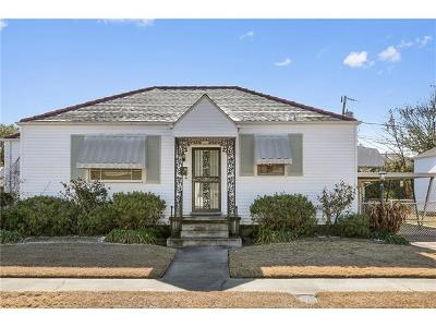 Jefferson Single Family Home Pending Continue to Show: 6 San Carlos Avenue