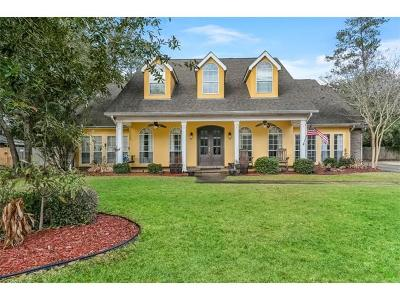 Slidell Single Family Home For Sale: 2148 Hampshire Drive