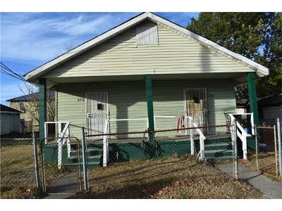 Multi Family Home For Sale: 6008 Field Street