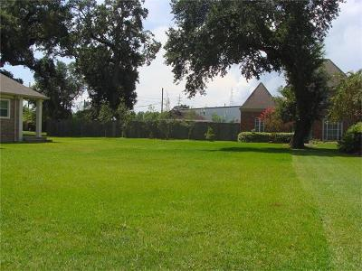 River Ridge, Harahan Residential Lots & Land For Sale: 109 Cutrera Lane