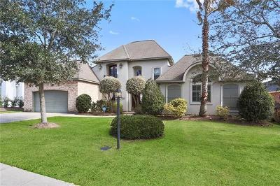 Mandeville Single Family Home For Sale: 429 Marina Oaks Drive