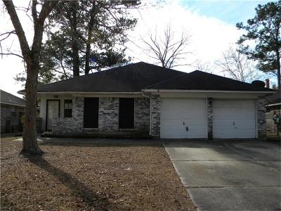 Slidell Single Family Home Pending Continue to Show: 317 Queen Anne Drive