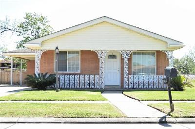 Arabi Single Family Home For Sale: 2107 Aycock Street