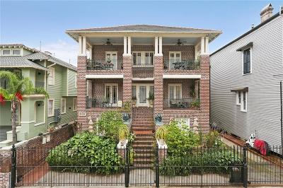 French Quarter Multi Family Home For Sale: 918 Dauphine Street