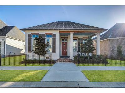 Covington Single Family Home For Sale: 912 Beauregard Park