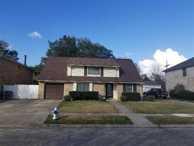 Single Family Home For Sale: 3734 Inwood Avenue