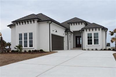 Slidell Single Family Home For Sale: 4084 Marina Villa East Street