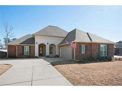 Madisonville Single Family Home Pending Continue to Show: 203 Raiford Oaks Boulevard