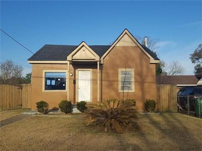 Westwego Single Family Home For Sale: 710 West Drive
