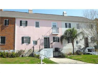 Madisonville Townhouse Pending Continue to Show: 45 Rue Du Sud