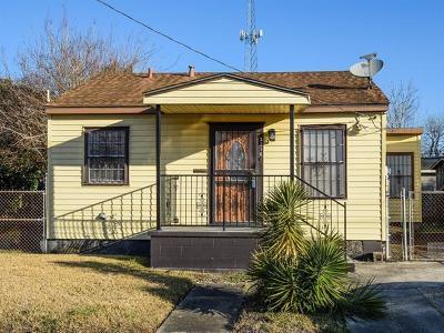 Single Family Home For Sale: 3216 Newton Street