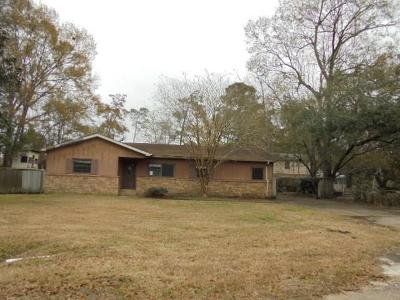 Slidell Single Family Home For Sale: 1754 Beth Drive