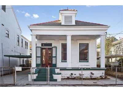 New Orleans Single Family Home Pending Continue to Show: 806 Louisa Street