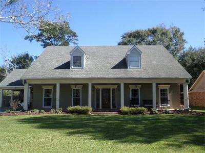 Slidell Single Family Home For Sale: 128 Oak Leaf Drive