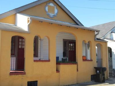 New Orleans Multi Family Home For Sale: 7406-08,7424-26 Panola Street