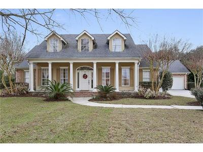Single Family Home For Sale: 14 Eagle Trace Drive