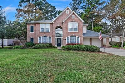 Covington Single Family Home Pending Continue to Show: 45 Walnut Place