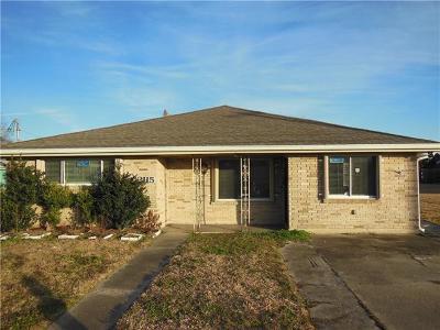 Arabi Single Family Home For Sale: 2115 Angela Avenue