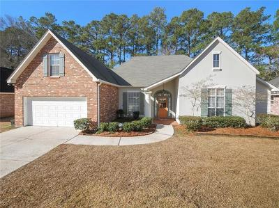 Mandeville Single Family Home Pending Continue to Show: 2044 Timbercreek Lane