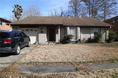 Single Family Home For Sale: 2326 Beck Street