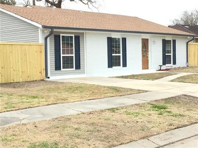 Westwego Single Family Home For Sale: 301 Georgetown Drive