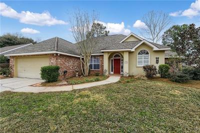 Mandeville Single Family Home Pending Continue to Show: 1229 Sycamore Place