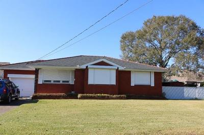 Marrero Single Family Home Pending Continue to Show: 1008 Joyce Street
