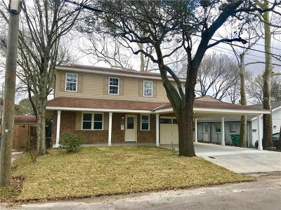 Single Family Home For Sale: 411 Papworth Avenue