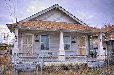 Multi Family Home For Sale: 4100 Erato Street