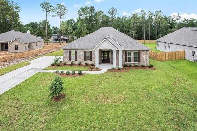 Madisonville Single Family Home For Sale: 649 Pine Grove Loop