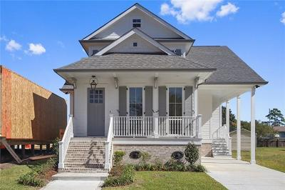New Orleans Single Family Home For Sale: 5907 Milne Street