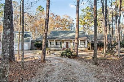 Single Family Home For Sale: 5005 Sharp Road