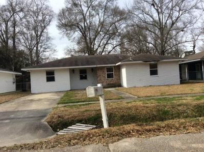 Slidell Single Family Home For Sale: 3675 Riviera Drive