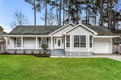 Mandeville Single Family Home For Sale: 717 Canary Pine Court