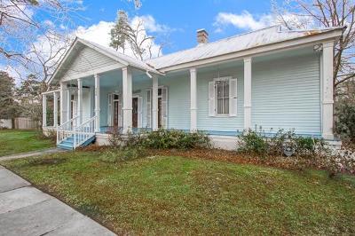 Covington Single Family Home For Sale: 406 W 22nd Avenue