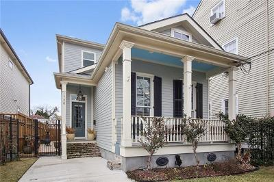 New Orleans Single Family Home For Sale: 1730 Second Street