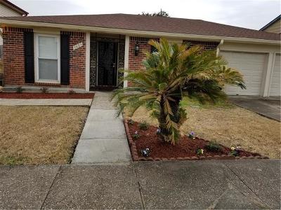 Harvey Single Family Home For Sale: 3805 S Deerwood Drive
