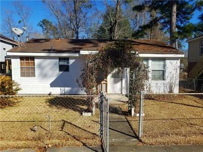 Slidell Single Family Home For Sale: 2684 Slidell Avenue