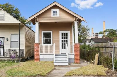 Single Family Home For Sale: 1928 Joliet Street