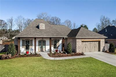 Covington Single Family Home For Sale: 105 Aspen Creek Court