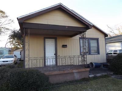 Single Family Home For Sale: 316 Marrero Drive