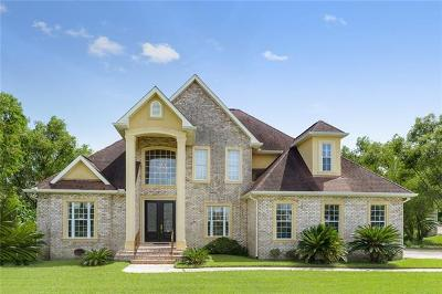 Single Family Home For Sale: 6031 Eastover Drive