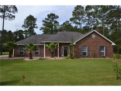 Mandeville Single Family Home For Sale: 69219 Rowell Street